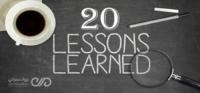 20 درس کلیدی از تحلیل کسب و کار